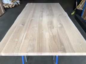 1500x915x30mm Character/ Knotty Oak Table tops